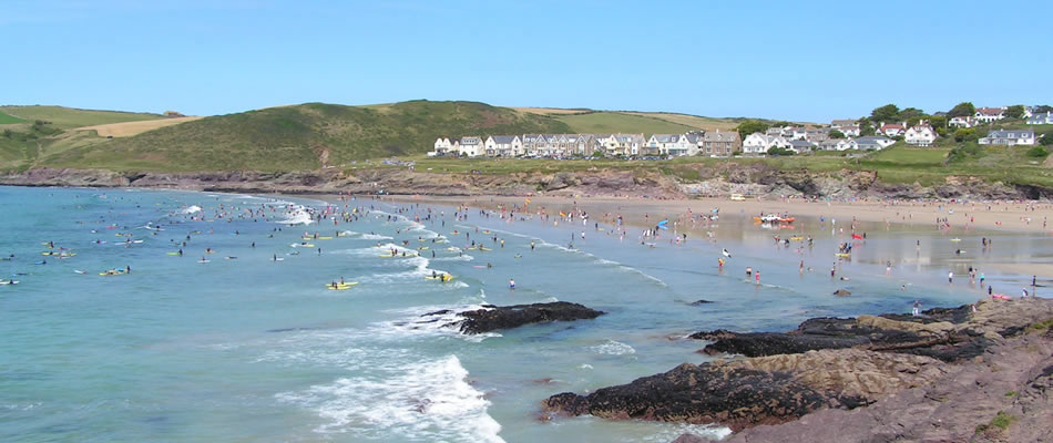 Holiday cottages near the surfing and family beaches of north Cornwall