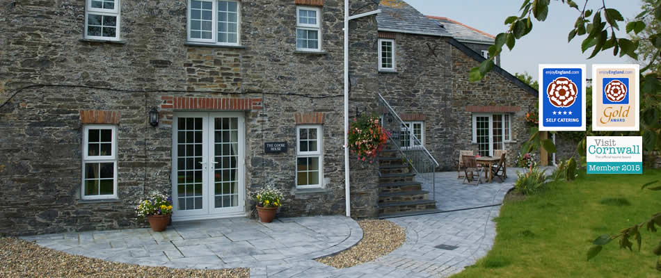 Great Bodieve Farm Barns, self catering holiday cottages in north Cornwall